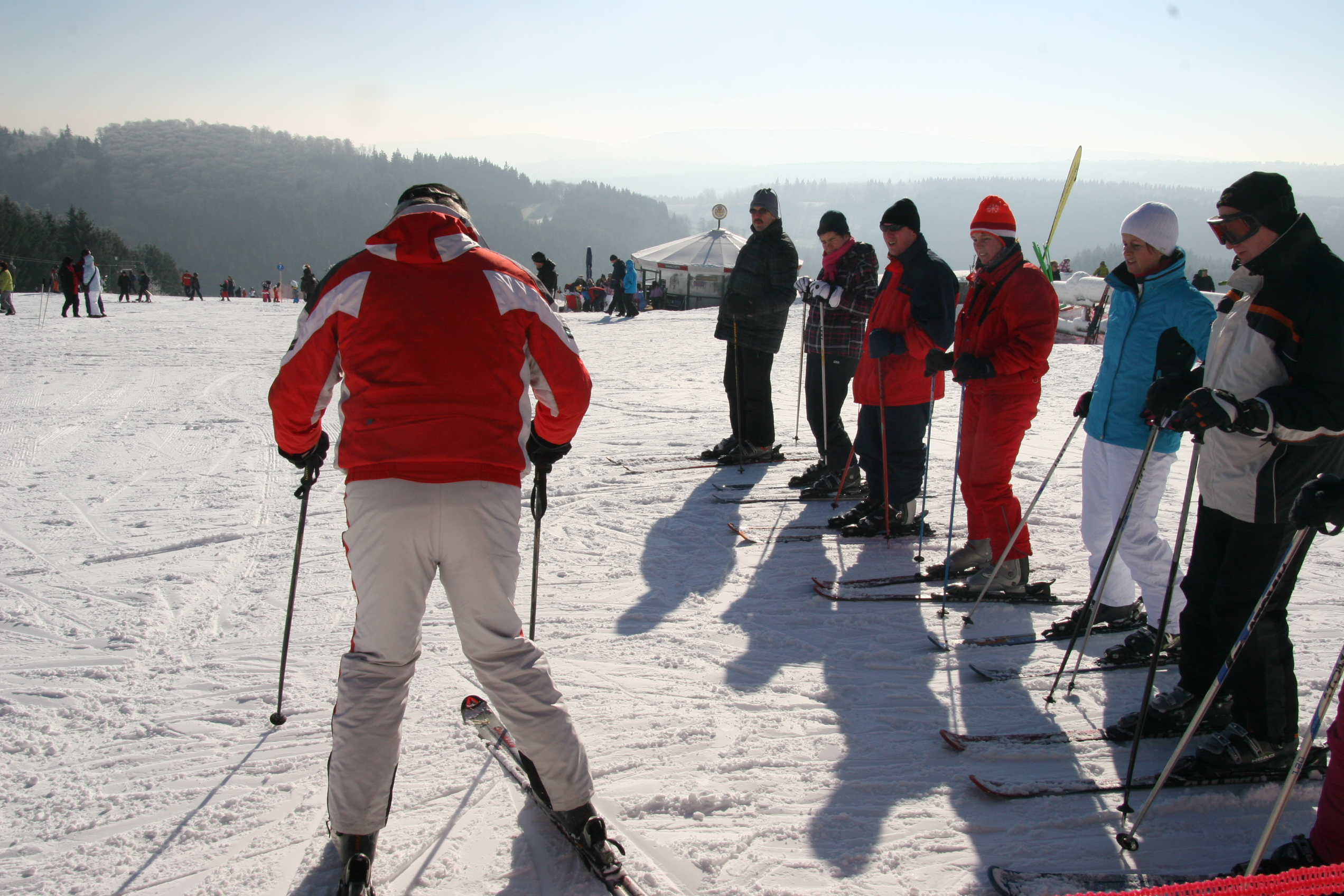 Ski lessons for adults beginners and advanced